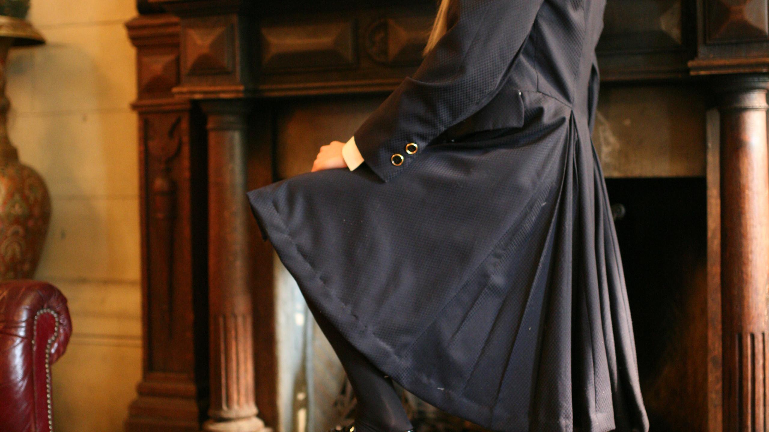 'The Sartorialist' coat.