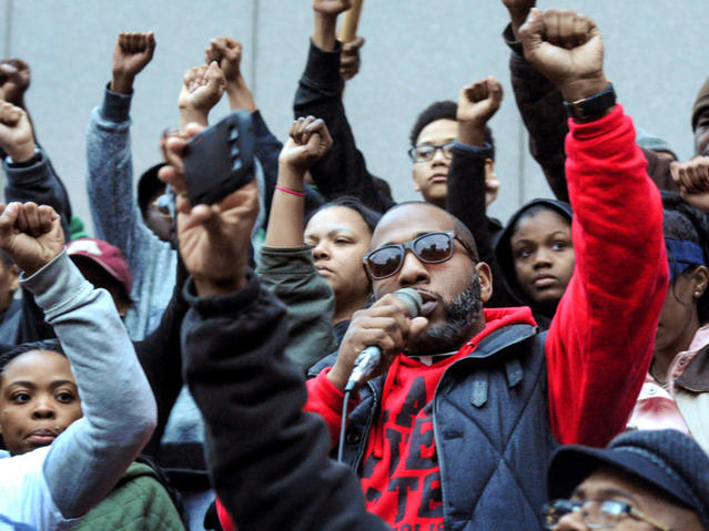 Jamar Clark Police Shooting Decision
