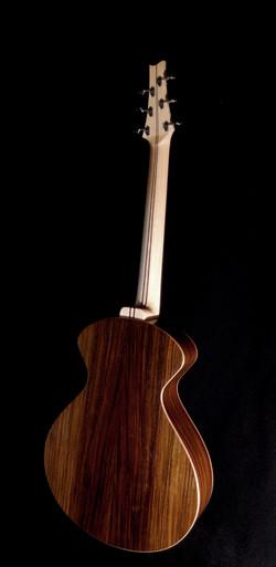 Back/Neck Heel Detail