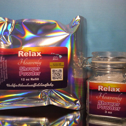 Relax Shower Powder