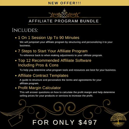 Affiliate Program Bundle
