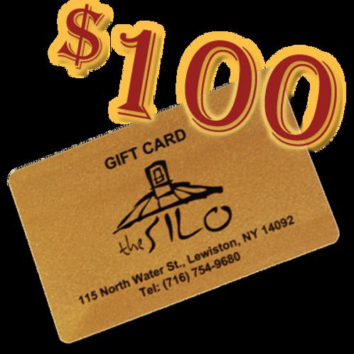 $100 Silo Gift Card
