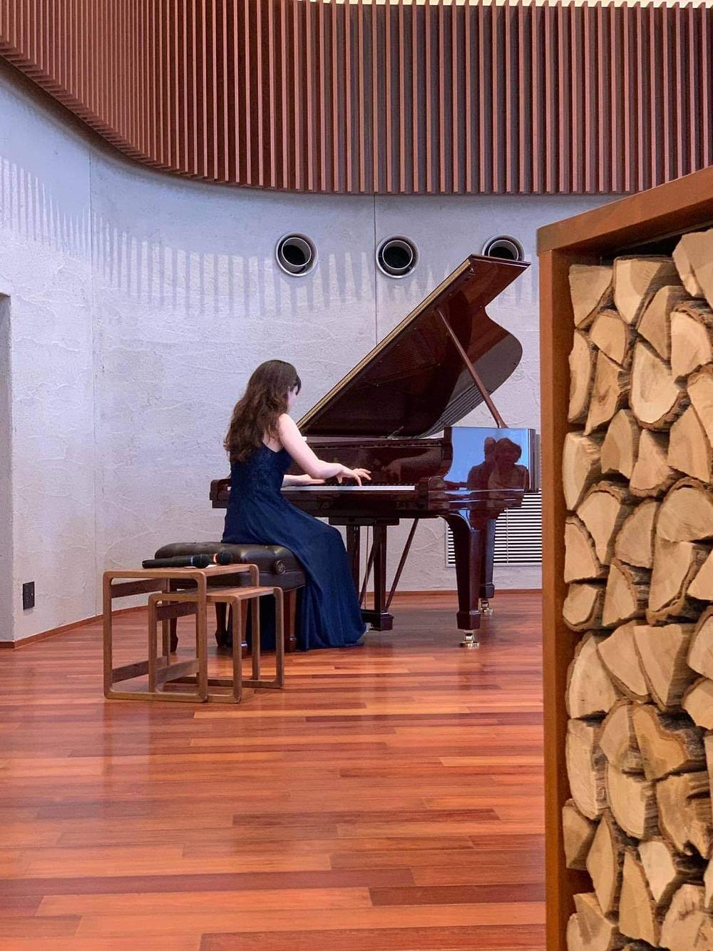 パリ音楽院, ピアノ, saki nishioka