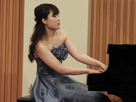 ピアノリサイタル@テーネ・ザール