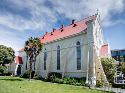 Old St John's Church