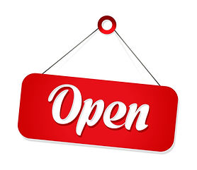 We are once again open and offering in-person lessons for our students and families