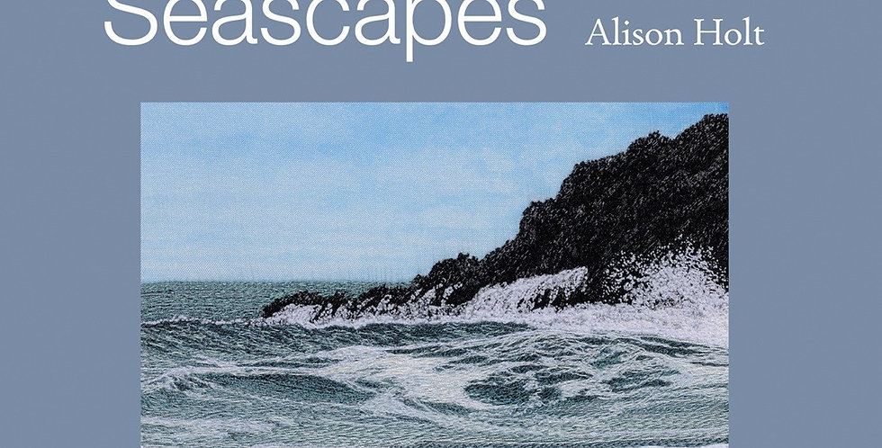 Machine Embroidered Seascapes - Alison Holt