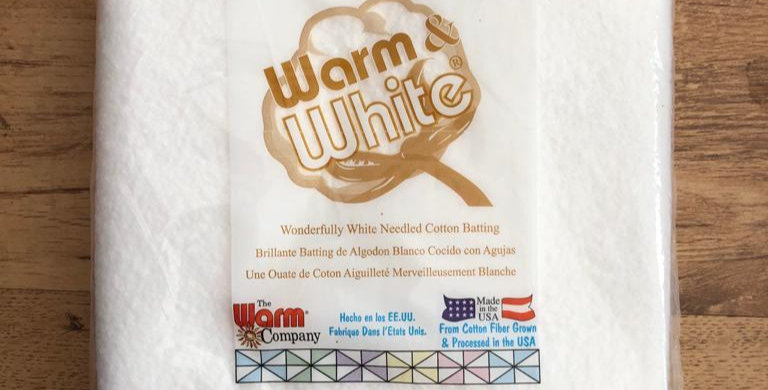 Warm & White Wadding Pack