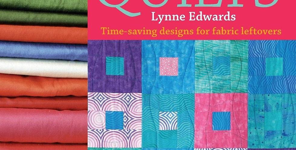 Stash-Buster Quilts - Lynne Edwards