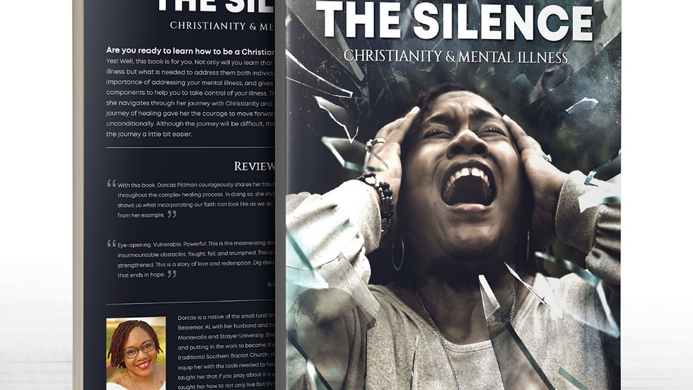 Breaking the Silence: Christianity & Mental Illness