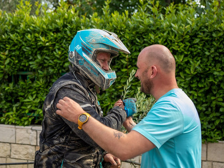 After a successful sixth day of Rally Albania, there's only epilogue left for CFMOTO Factory Racing