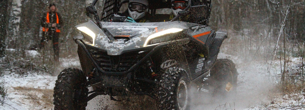 CFMOTO RACING TEAM BAJA 2020 1 stage 4G6