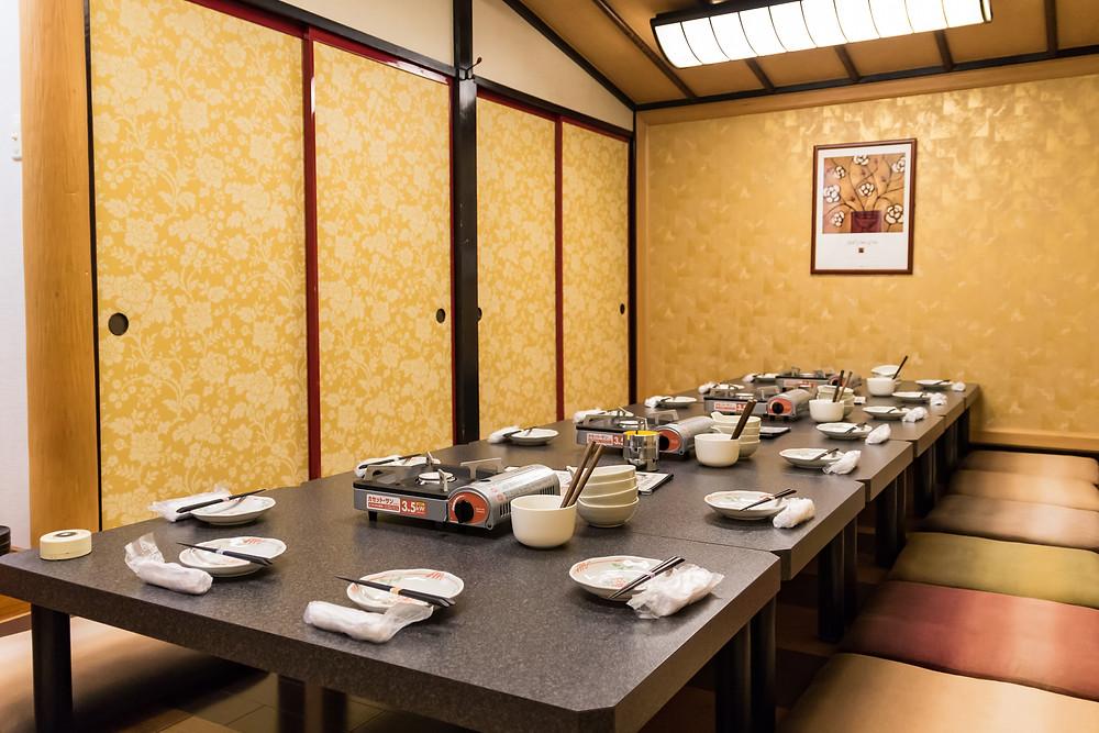 銀禅(ぎんぜん)矢巾店 宴会