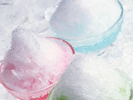 銀禅からお友だちにお中元!「冷た〜いかき氷1杯」無料!