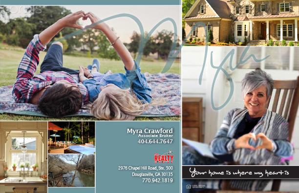 Myra Crawford Realtor Ad