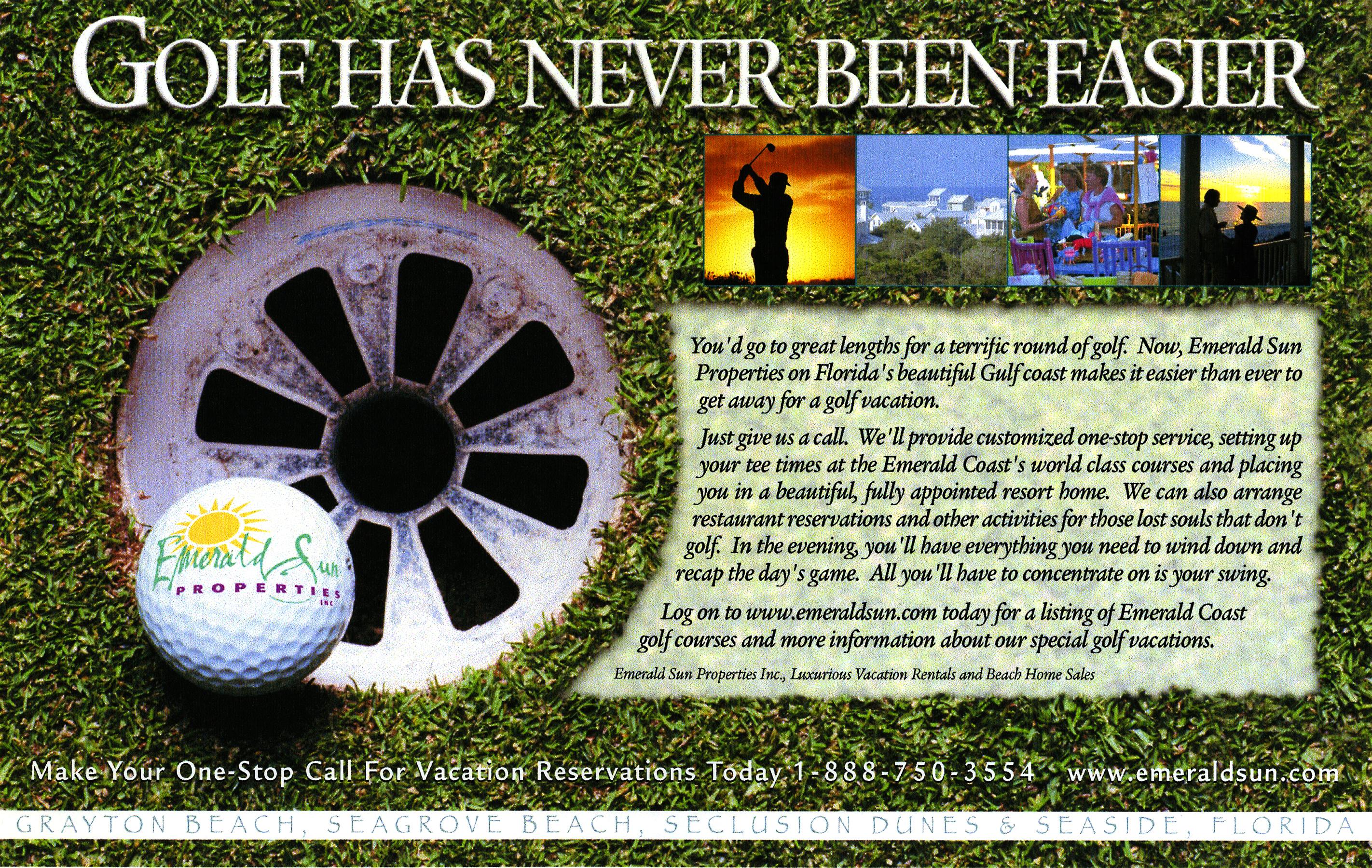 ESP Golf Ad 2