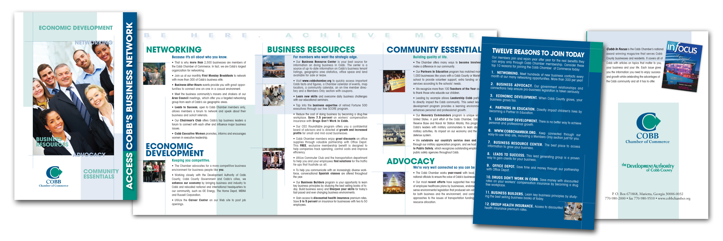 ACCESS COBB Brochure