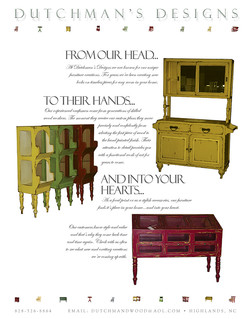 Dutchmens Designs ad