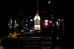 RAL8022 - illuminazione