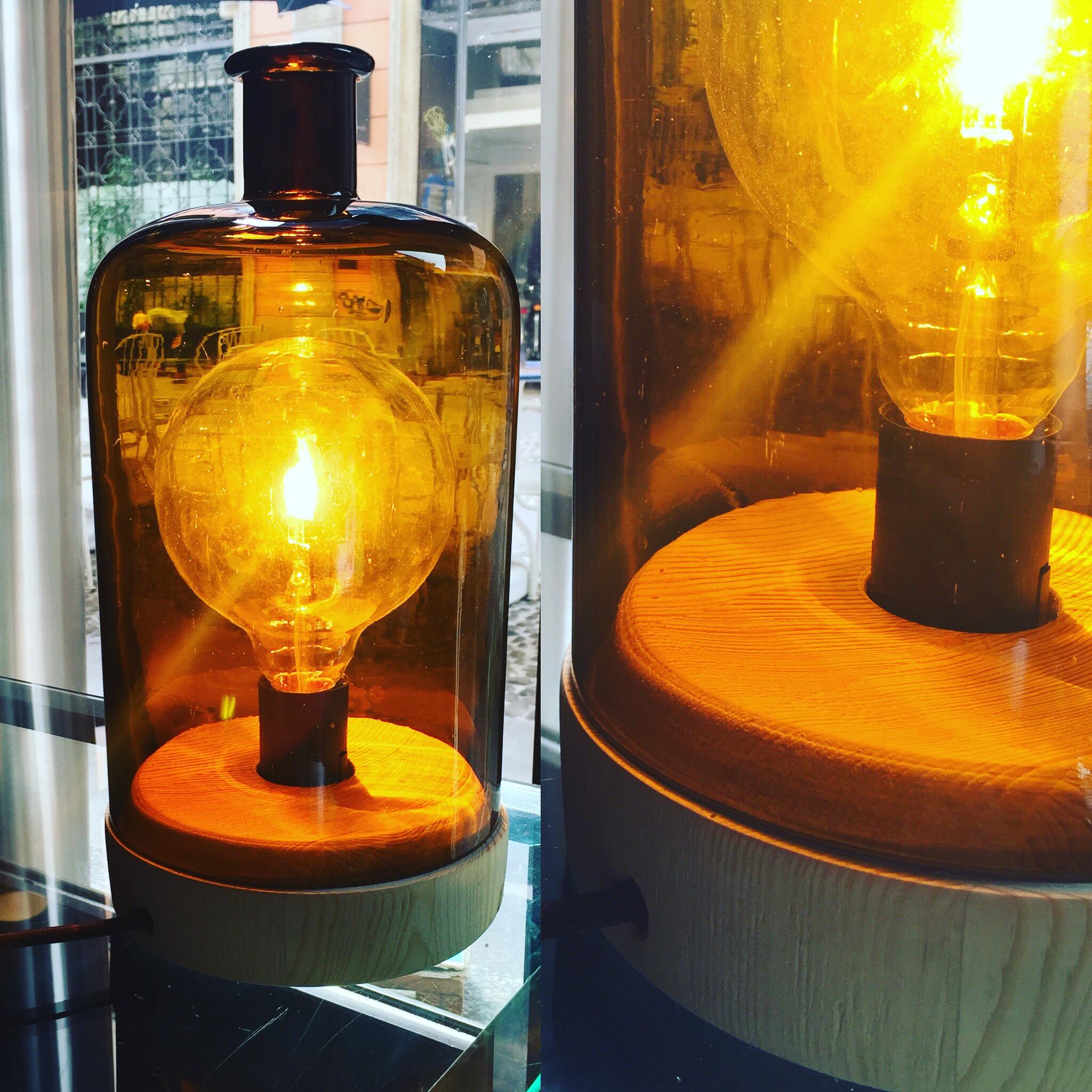 Chemìsteri - Lampada da Tavolo