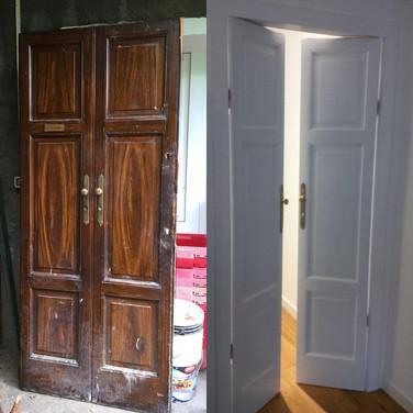 Re-door