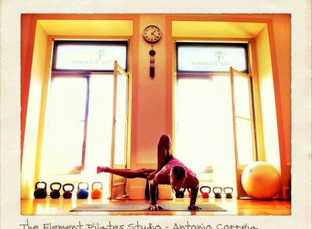 Workshop de Yoga - Sequências dinâmicas de movimentos aplicadas ao treino atlético e desportivo