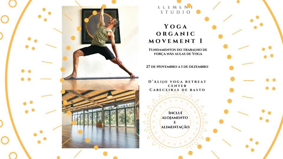 Yoga Organic Movement