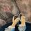 Thumbnail: Slingback Sole Turchese Fluo 90