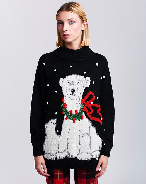 Pull orso polare