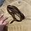 Thumbnail: Pochette frange in paglia