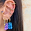 Thumbnail: COPPIA orecchini Orsetto