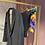 Thumbnail: Minigonna tubino con drappeggio TieDye