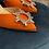 Thumbnail: Sling back Cinderella ARANCIO