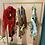 Thumbnail: Cardigan con cintura e frange