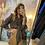 Thumbnail: Camicia leopardata con fiocco al collo