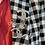 Thumbnail: Spilla C con strass medi