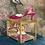 Thumbnail: Slingback Vanity Fucsia 60