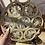 Thumbnail: Borsa paglia con cerchi