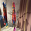 Thumbnail: Abito tubino con incrocio e piume