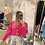 Thumbnail: Pantaloncini a farfalla stampa VersaceStyle