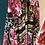 Thumbnail: Camicia effetto raso fantasia