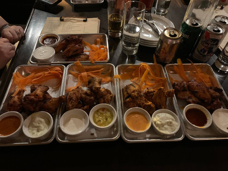Wing Review: The Neighborhood Draft