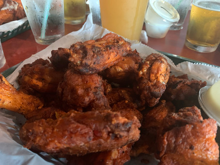 Wing Review: Points East Pub