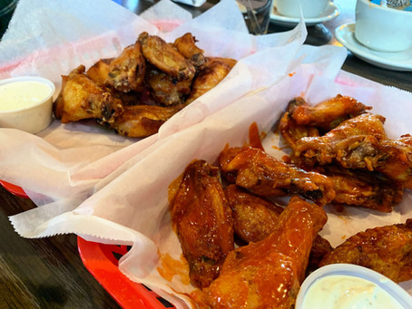 Wing Review: Home Plate Asylum