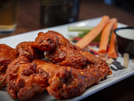 First a Pandemic, Now a Wing Shortage?!?