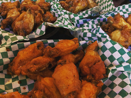 Wing Review: Coach's Pub & Grill