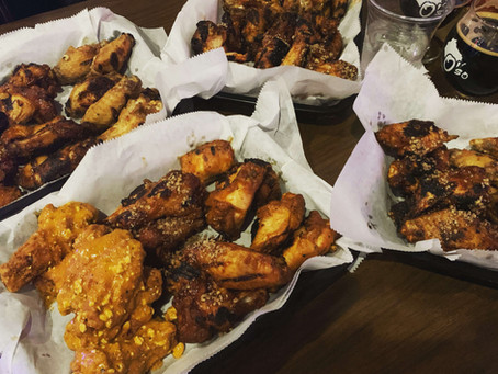 Wing Review: TomKen's