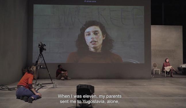 My Revolution Is Better Than Yours, Théâtre Nanterre-Amandiers, Paris