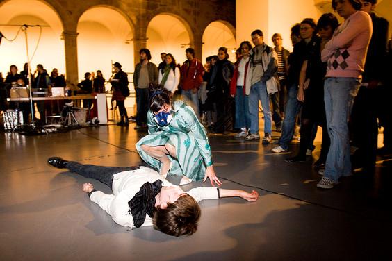 26th of October, Arts Santa Monica, Barcelona