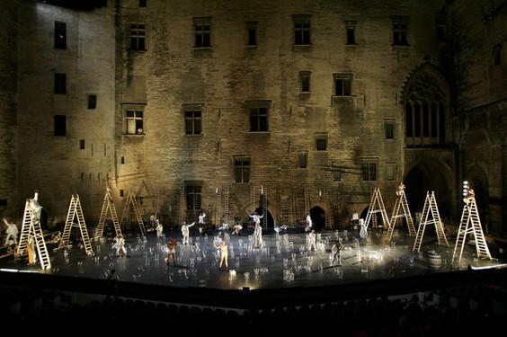 History of Tears, Palais des Papes, Avignon